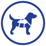 assistance dog facilities