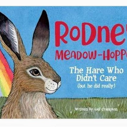 Rodney Meadow-hopper the hare who didn't care