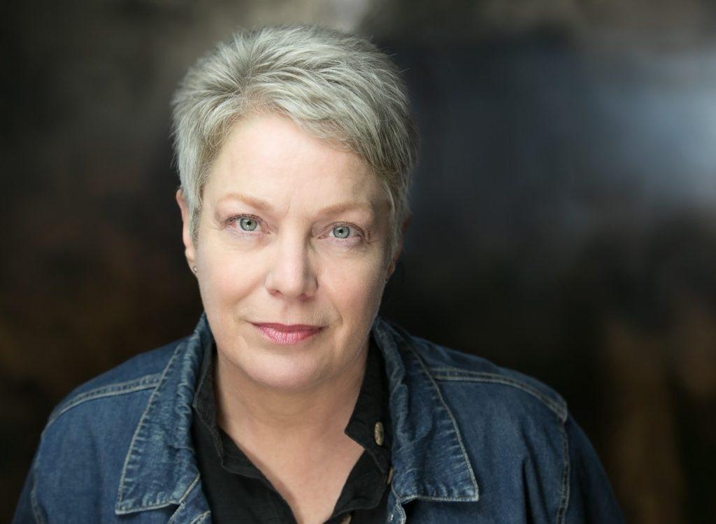 A head shot of Sara Cole.