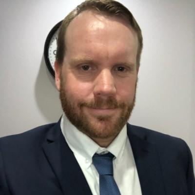 Headshot of Joe White